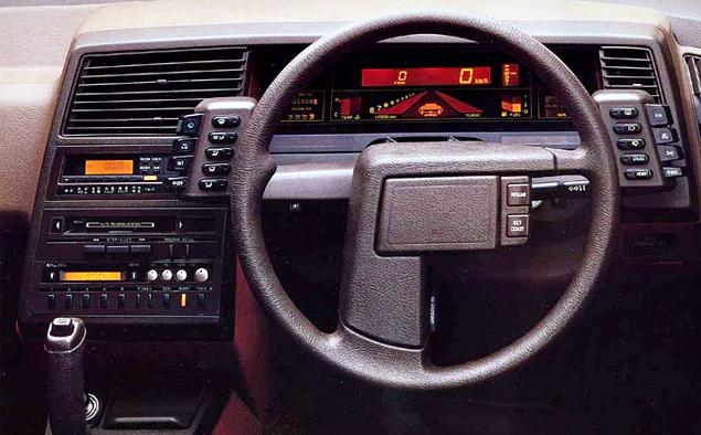 Руль Subaru XT