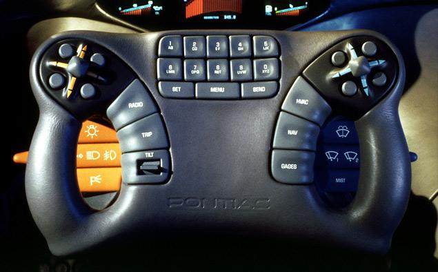 Руль Pontiac Pursuit