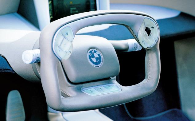 Руль BMW Z22 Concept