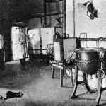 «Черная лаборатория» для производства возбудителя чумы