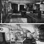 Большая и средняя лаборатории первого этажа