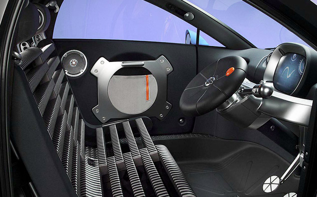 Руль Nissan Nails