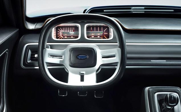 Руль Ford Interceptor