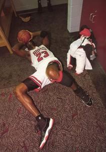 Майкл Джордан выиграл свой четвертный титул НБА в честь своего погибшего отца