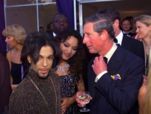 Принс и Принц Чарльз