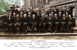 Конференция ученых, 1927