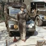Королева Елизавета на службе во время Второй Мировой войны