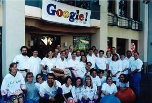 Первый состав Гугла