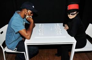 RZA и Йоко Оно