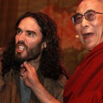 Рассел Бренд и Далай Лама