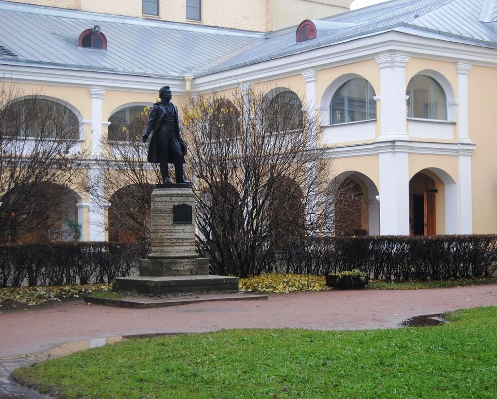 Мемориальнгый музей-квартира Пушкина